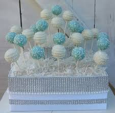 Tiffany Blue Baby Shower Cake - presenting our adorable tiffany blue swirl and white dainty spun