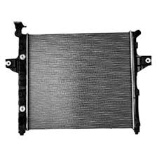 radiator for 2003 jeep grand 2003 jeep grand replacement engine cooling parts carid com