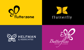 40 creative butterfly logo design exles for inspiration