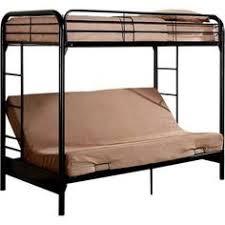 Loft Bed With Futon Futon Metal Bunk Bed Roboto Silver Big Lots Dominic S Room
