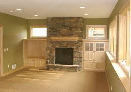 attractive design ideas finish basement finished small basement