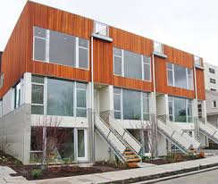 townhome designs three story townhomes for sale in seattle