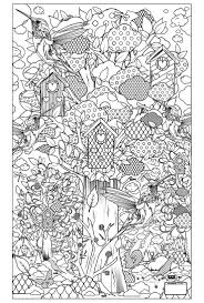 to print this free coloring page coloring birds guarden