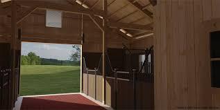 10 Stall Horse Barn Plans Build A Barn The Fieldstone 20 Stall Horse Barn Plans For Barns