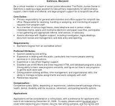 resume objective for entry level clerical position salary estimate unusual legal resumejective classy exles for assistant on law