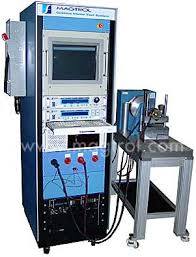 Auto Electrical Test Bench Customized Motor Test Systems