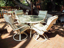 Tropitone Patio Chairs Used Patio Furniture Ebay