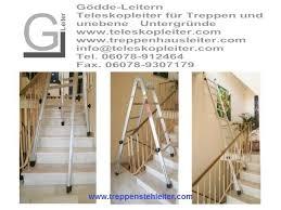 leiter f r treppe stehleiter für treppen teleskopleiter leiter für treppen leiter