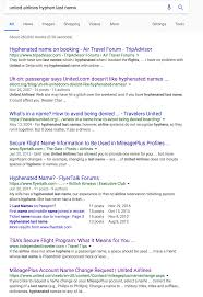 lots of complaints about hyphens on united airlines png