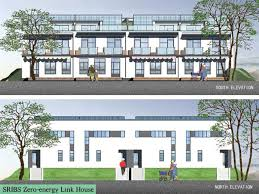 front elevations of indian economy houses sribs minimal energy link house