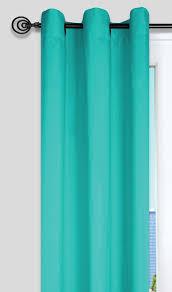 couleur vert celadon rideau à oeillets 135x240 cm gamme nelson couleur celadon