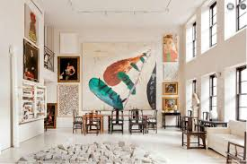 Loft Interior Design by Discourse On Art As Business And The U201cblockbuster U201d Exhibition