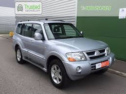 2004 mitsubishi shogun 3 2 di d warrior 5dr auto trusted car credit