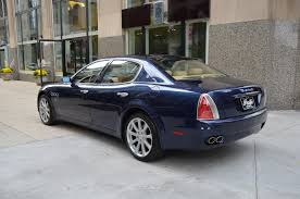 maserati quattroporte 2006 2006 maserati quattroporte stock 21669 for sale near chicago il