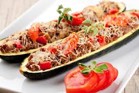cuisiner facile recette courgette pour préparer un repas simple et savoureux