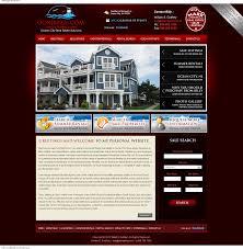 ocean city nj informational website design