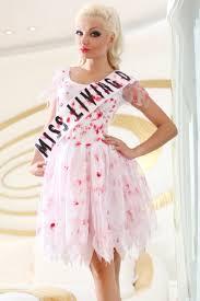 Halloween Costume Living Blood Halloween Vampire Costume Pink Queen