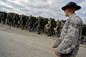 Lackland Afb Map Force Basic Training