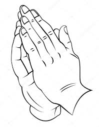 praying hands stock vectors royalty free praying hands