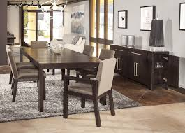 lacquer craft usa metropolitan 8300 7 piece casual dining table room