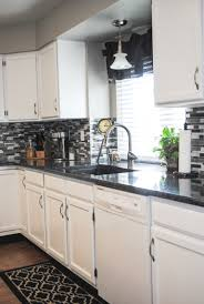 Behr Paint For Kitchen Cabinets How To Paint Your Kitchen Cabinets White U2013 Marlowe Lane