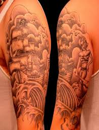 tatouages sleeves ideas for black guys sleeve photographie par