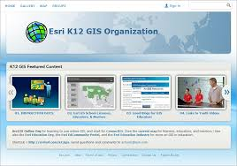 gis class online arcwatch esri makes mapping technology available to us students