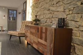 Furniture Design Programs Furniture Interesting Reclaimed Wood Tv Stand For Home With Stone