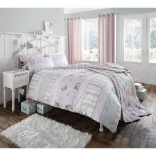 Catherine Lansfield Duvet Covers Catherine Lansfield Canterbury Bedding Set Bedding Queen