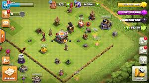 game coc sudah di mod download clash of clans v10 134 6 mod apk android unlimited money