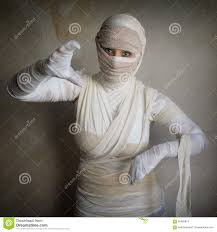 mummy halloween costumes egyptian mummy costume stock photo image 60330502