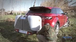porta cani per auto nuovo towbox v2