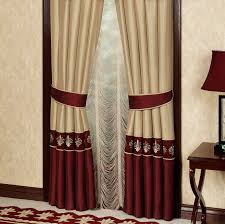 curtains design burgundy and gold curtains best curtains design 2016