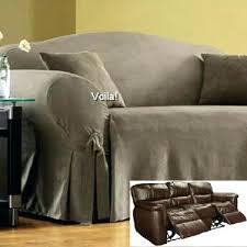 Walmart Sofa Slipcovers by Recliner Sofa Covers Walmart Reclining Sofa Slipcover Pattern Sure