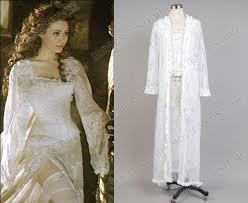 daae fancy dress costume for phantom of the opera cosplay