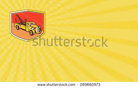 Tow Truck Business Cards Tow Truck Isolated Stock Images Royalty Free Images U0026 Vectors
