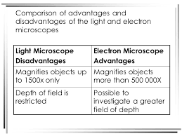 The Advantage Of Light Microscopy Over Electron Is That Www