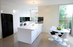 Designer White Kitchens Kitchen Architecture Designs Countertop Materials White Kitchen