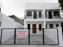 newly constructed duplex house for sale in pilar las pinas