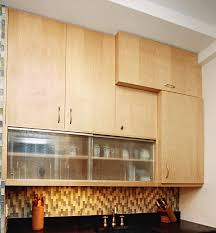 wood cabinets with glass doors kitchen high quality wooden kitchen cabinets doors and design