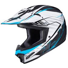 childs motocross helmet hjc 2017 cl xy ii blaze mc 2 youth mx helmet blue available at