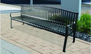 Bench 8 Cassidy Arched Back Bench Barco Products