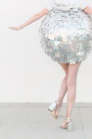 Halloween Costumes Disco Diy Disco Ball Costume Disco Ball Discos Costumes