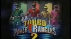 Turbo Power Rangers 2 -