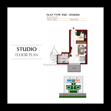 studio flat floor plan glitz apartments studio flat type t12 floor plan