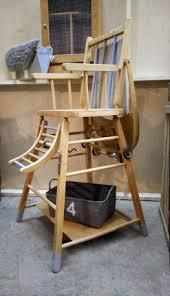 chaise pour bébé chaise haute bébé vintage les vieilles choses