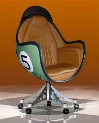 fauteuil bol concept l univers du sport auto ou moto dans un