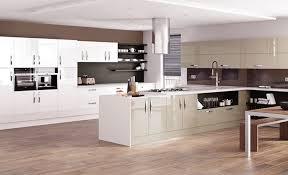 kitchen designs astro gloss dakar and white
