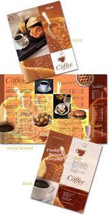 free indesign templates brochure and menu designfreebies