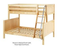 Maxtrix SLOPE Twin Over Full Bunk Bed Bed Frames Matrix Furniture - Maxtrix bunk bed